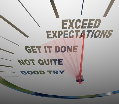 expectation-meter